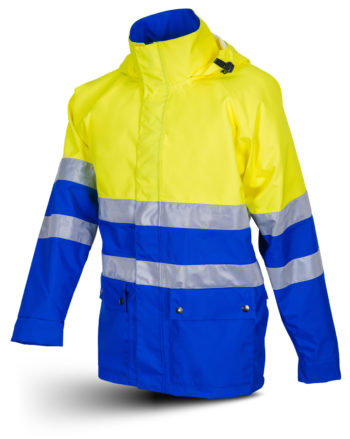 Nels Work Safety - Imagen corporativa - Limpieza - Chaqueta Impermeable